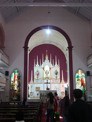 Inside IC Church