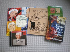 haydn study books used