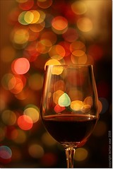 red, red, bokeh, goes to my head (lachlansear) Tags: christmas xmas red glass lights interestingness interesting noir wine bokeh scout explore fairy shiraz merlot happyholidays merrychristmas pinot cabernet seasonsgreetings top500