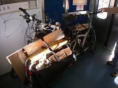 A caminho da Cicloficina & BiciCamp