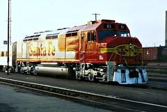 Santa Fe FP45 #95 (emd111) Tags: santafe diesel locomotive atsf