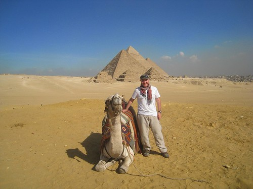The Great Pyramids - Giza, Egypt 2008