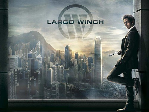 affiche de Largo Winch