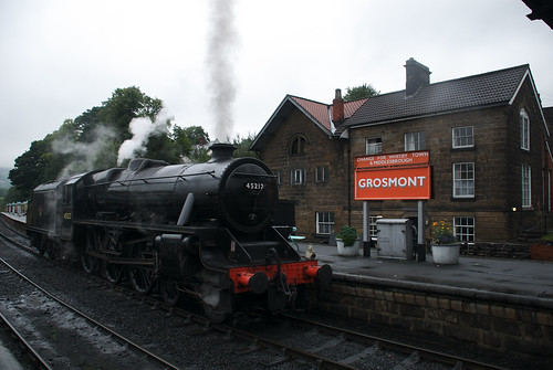 2008 Review: Grosmont