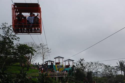 Tagaytay Picnic Grove Cable Car