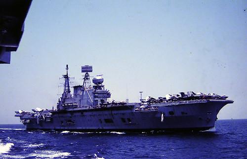 HMS Eagle R05