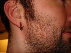 8ga pierced ears