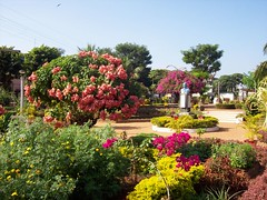 Park (blackcharliepho) Tags: india pointandshoot southindia madgaon margao municipalgardens