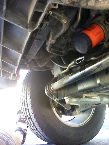 Nissan Mobile Al >> Oil filter help. - Nissan Titan Forum