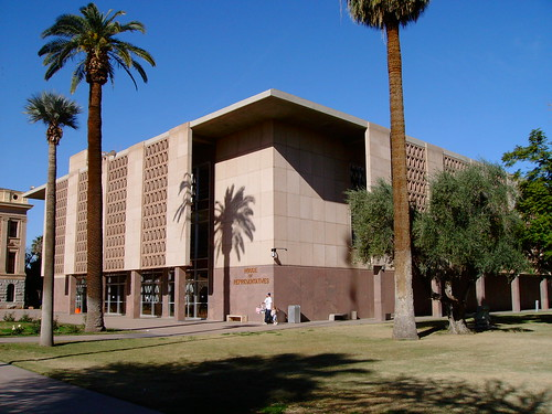 Arizona State House of Representatives (Phoenix, Arizona) by courthouselover.