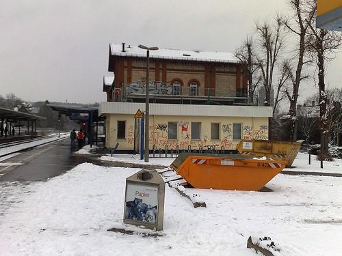 Bahnhof Jena West