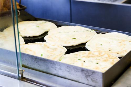 holy shit yes, scallion pancakes