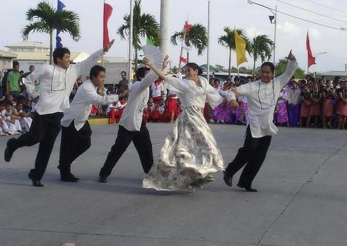 a philippine folk dance