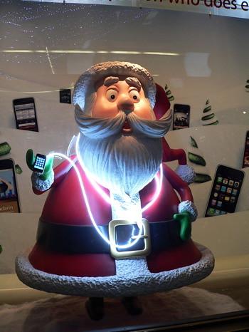 LiPhone du Père Noël