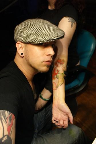 Cross Tattoo Eye Tattoos