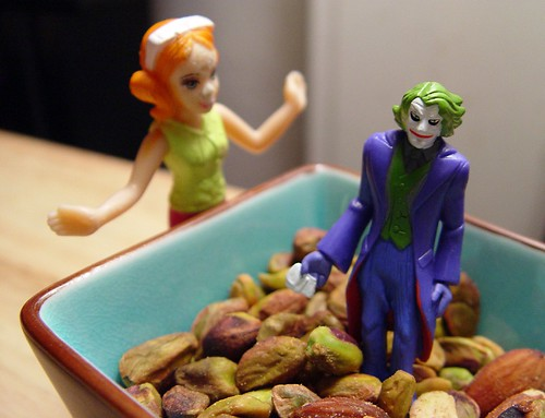 Oh my, what lovely nuts you have!