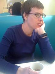 Allison Perlman at OPH (alist) Tags: alicerobison january09
