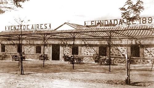 Venta de Aires (Toledo) a principios del siglo XX