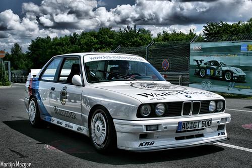 """BMW M3 E30 """"DTM"""""""