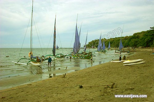 Pasir Putih Beach - Situbondo - East Java