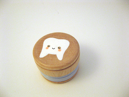 Tooth-fairy box