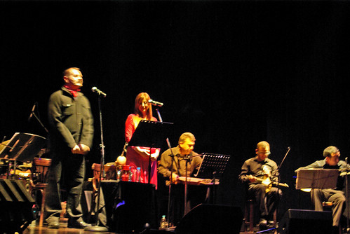 incesaz group in concert, moda kadikoy, istanbul, 20 jan 2009