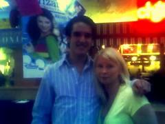 Me & Daniel Samonas (xxhollyheartsyou) Tags: wizardsofwaverlyplace danielsamonas