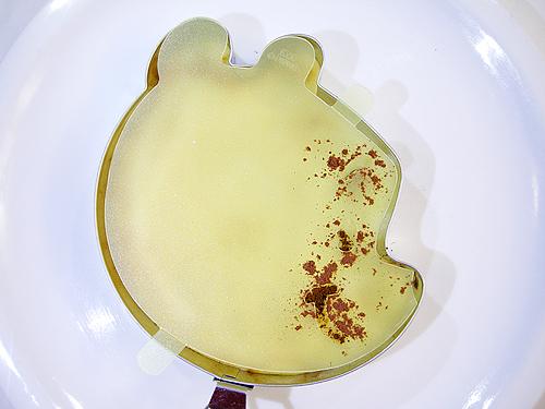 好運到 。熊熊煎餅-090128