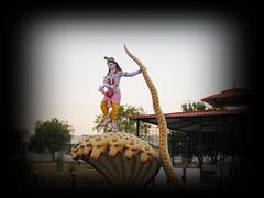 Dancing Krishna |   ({ pranav }) Tags: photography dancing snake hyderabad krishna pranav kaliya kanha srikrishna krishn photoscape shamirpet krisn s5is kannayya ratnalayam neychurluvr pranavyaddanapudi pranavphotography