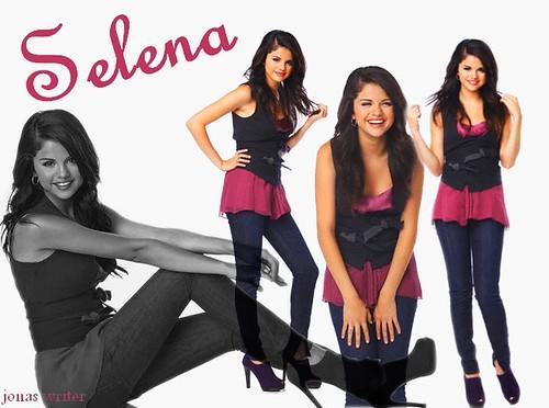 Selena Gomez blend by Livin2Vid.