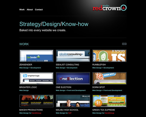 red crown studio web