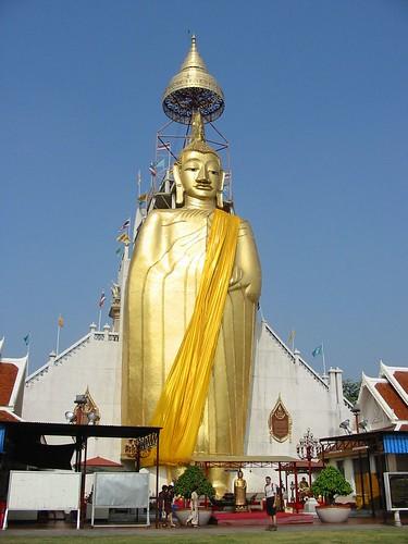 Grote Gouden Boeddha van Wat In
