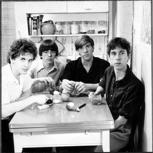 659 Crazy Rhythms (The Feelies : Original love)