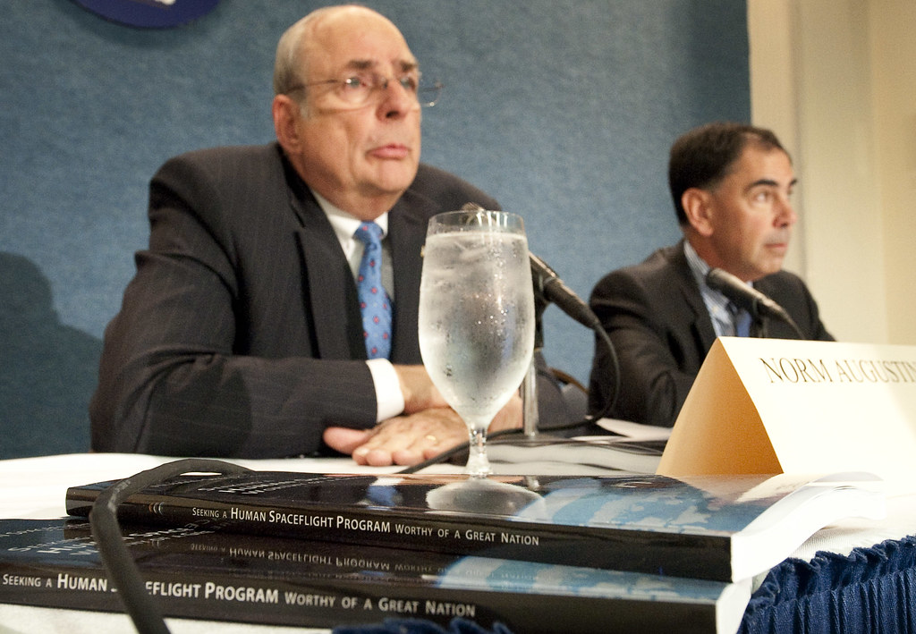 Human Space Flight Plans Committee Report (200910220006HQ)