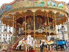 French Carousel by Danalynn C