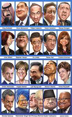 G-20 heads of government