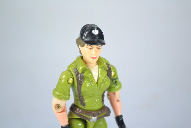 GI Joe Lady Jaye