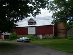 Red Barn & Silo