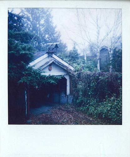 Brittney's Garage - Polaroid