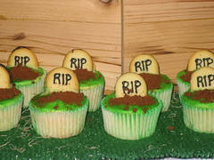 Halloween Cupcakes (cupcakesnouveau) Tags: birthday party dessert cupcakes bridalshower florida miami events gourmet cupcake custom couture babyshower favors coralgables catering specialevents partyfavors deliciouscupcakes customdesigned couturecupcakes gourmetcupcakes cupcakesnouveau cupcakesmiami customdesignedcupcakes holidaysorganize