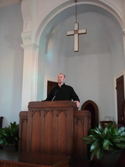Martin Luther King, Jr's pulpit