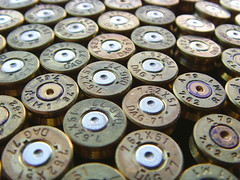 Spent Cases (MacroMint) Tags: macro army used bullet primer bullets ammunition spent cases casings primers