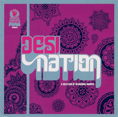 "v/a - ""future world funk presents: desi nation"""