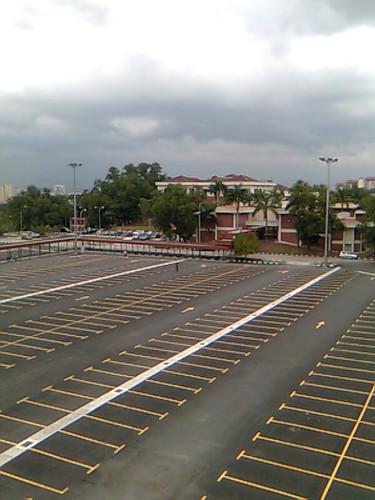 Empty Carparks