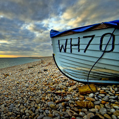 wh70 (petervanallen) Tags: uk sea sky photoshop portland geotagged boat nikon dorset chesil photomatix project365 d80 3exp cloudshdr 81365 81366 project3662008 2008yip 032108