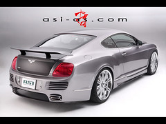 2008 ASI Bentley GT Speed 2
