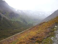 Ushuaia - trek - paso de la oveja -