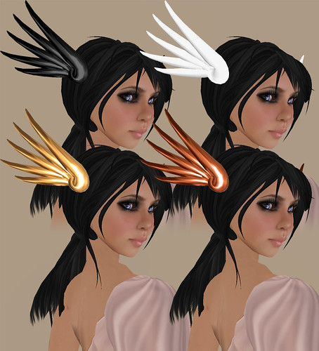 Illusions - Angelic Head Wings [WingFling]