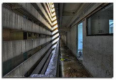 Leading Lines (DanielKHC) Tags: urban lines point concrete nikon gloomy decay perspective creepy flats malaysia kuala exploration vanishing abandonment hdr lumpur d300 photomatix pekeliling tonemapped interestingness25 7exp danielcheong danielkhc explore19apr08