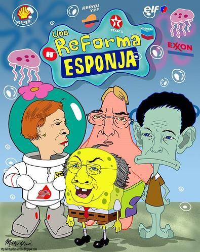manrique una+reforma+esponja